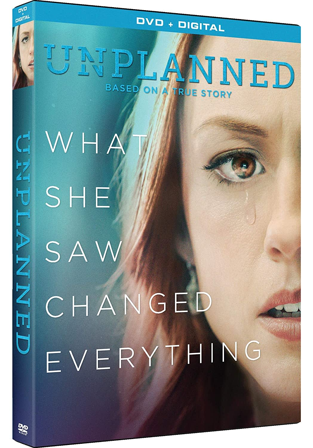 Unplanned (DVD + Digital) [DVD]