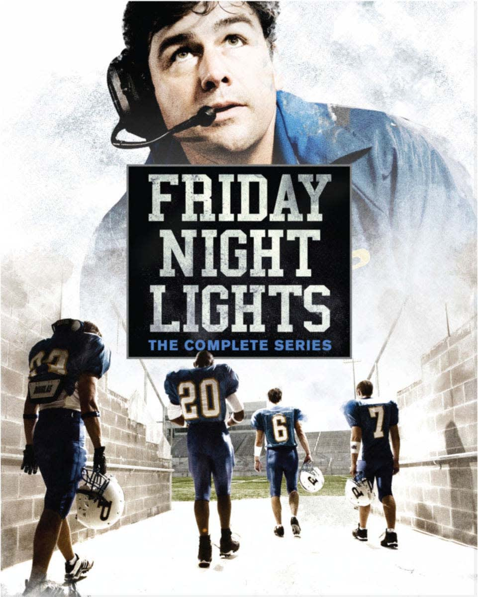 Friday Night Lights - The Complete Series (2017) [DVD]