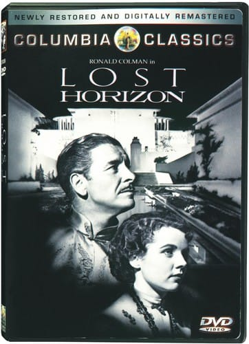 Lost Horizon [DVD]