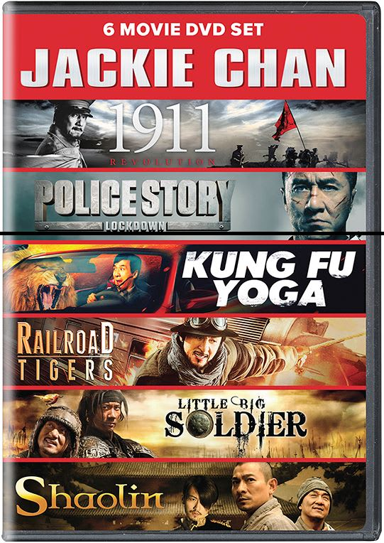 Jackie Chan - 6 Movie Collection [DVD]