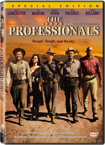 The Professionals (Special Edition) [DVD]