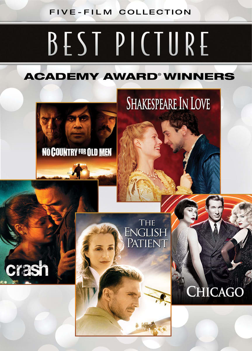 Best Picture ACADEMY Award Winner 5 Film Collection [DVD]