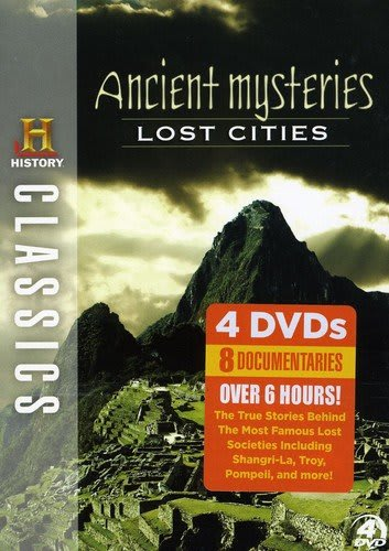 History Classics: Ancient Mysteries: Lost Cities [DVD]