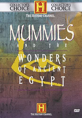 Collector's Choice: Mummies & the Wonders of Ancient Egypt [DVD]