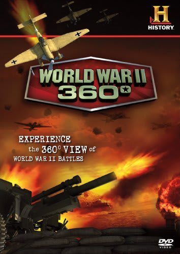 World War II 360 [DVD]