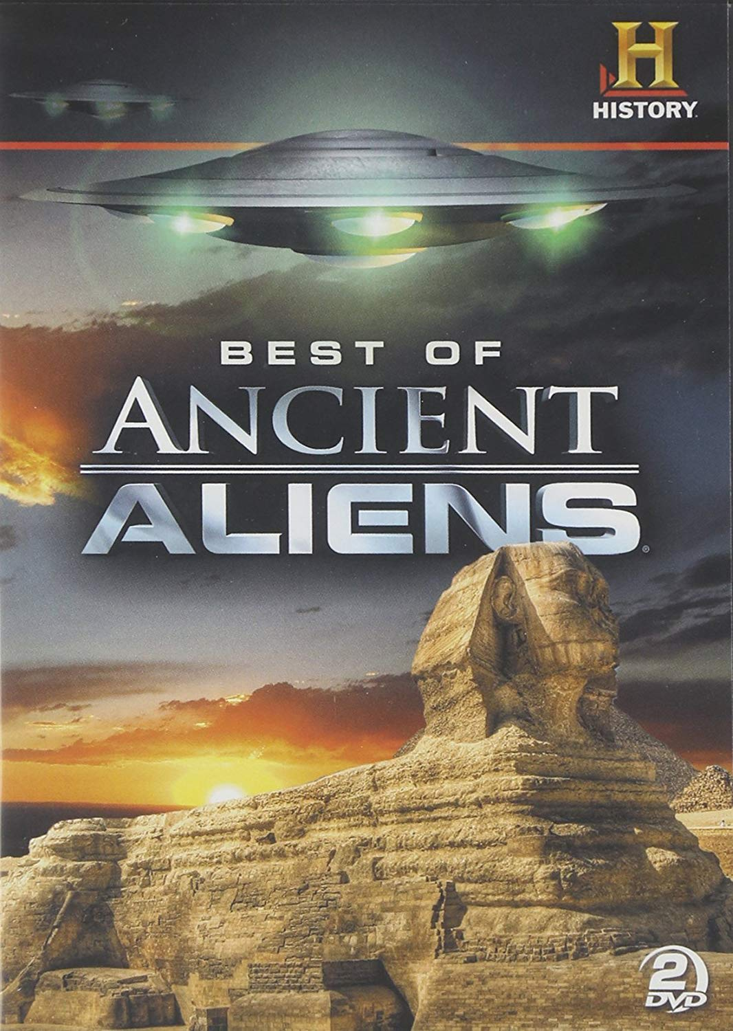 Best Of Ancient Aliens [DVD]