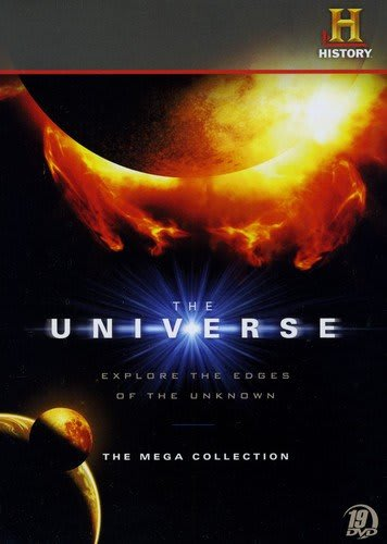 Universe:Mega Collection [DVD]