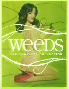Weeds Complete Collection S.1-8 - BD [Blu-ray]