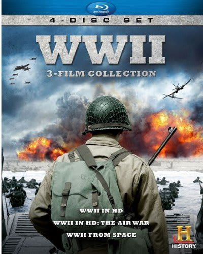 WWII - 3 film Collection BD [Blu-ray]