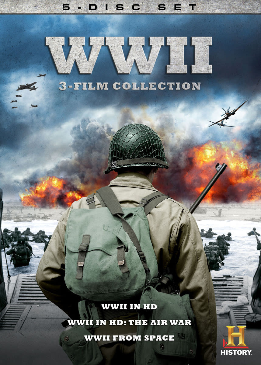 WWII 3 Film Collection [DVD]