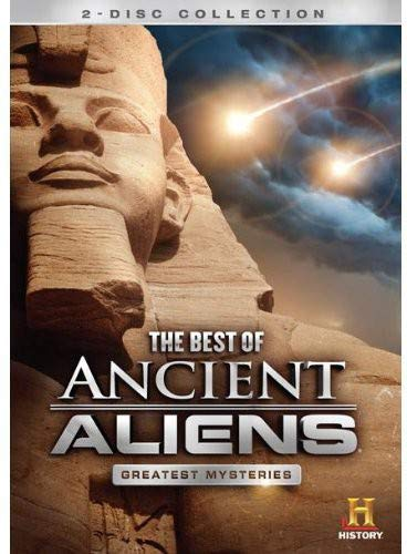 The Best Of Ancient Aliens: Greatest Mysteries [DVD]