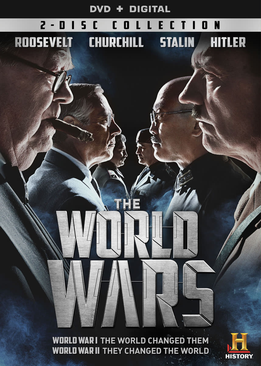 The World Wars (DVD + Digital) [DVD]