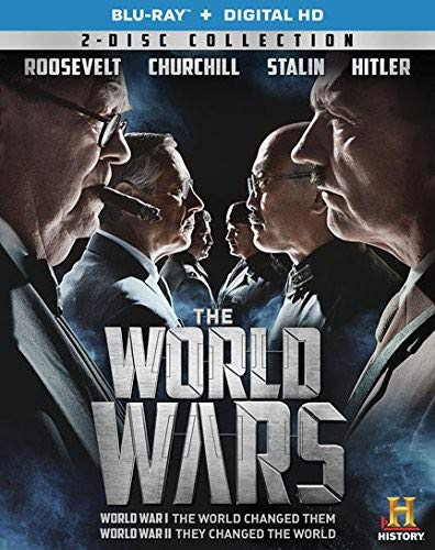 The World Wars BD+digital [Blu-ray]