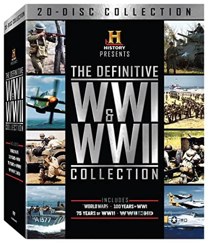 The Definitive WWI and WWII Collection [DVD]