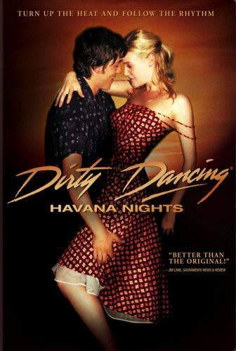 Dirty Dancing 2 Film Collection [DVD]