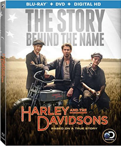 Harley and the Davidsons BD/DVD+digital [Blu-ray]