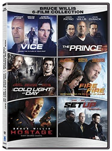 Bruce Willis 6 Film Collection [DVD]
