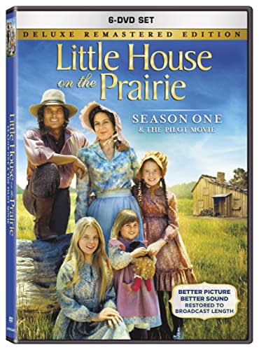Little House on the Prairie: Season One (Deluxe Remastered Edition) [DVD]