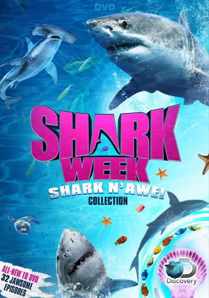 Shark Week: Shark 'N' Awe Collection [DVD]