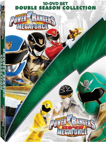 Power Rangers: Megaforce & Super Megaforce Collection [DVD]