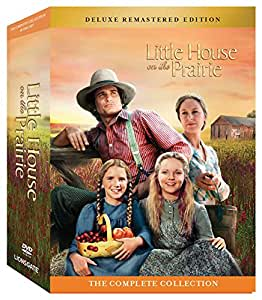 Little House On The Prairie Complete Collection [DVD]