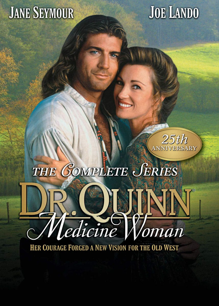 Dr. Quinn, Medicine Woman: The Complete Series (Anniversary Edition) [DVD]