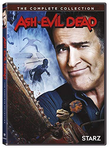 Ash Vs. Evil Dead Season 1-3 Complete Collection [DVD]