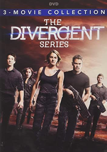 Divergent Series 3 Film Collection [Blu-ray]