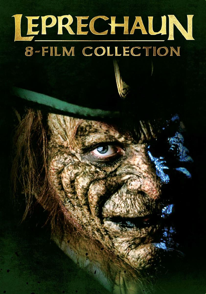 Leprechaun 8-Film Collection [DVD]