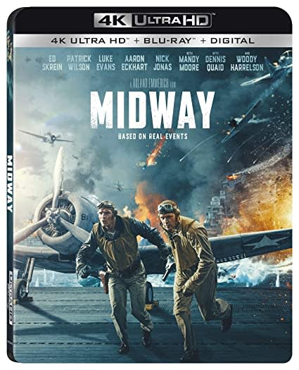 Midway (4K Ultra HD + Blu-ray + Digital) [UHD]