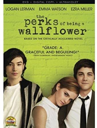 The Perks of Being a Wallflower (DVD + Digital + Ultraviolet) [DVD]
