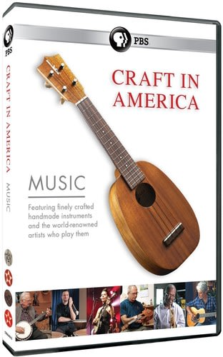 Craft in America: Music [DVD]