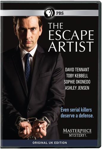 Masterpiece Mystery: The Escape Artist (Original UK Edition) [DVD]