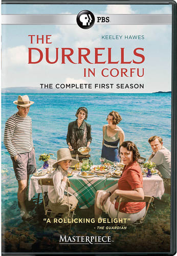 Masterpiece: The Durrells in Corfu - The Complete First Season (UK Edition) [DVD]