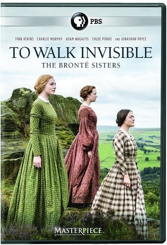 Masterpiece: To Walk Invisible - The Brontë Sisters [DVD]