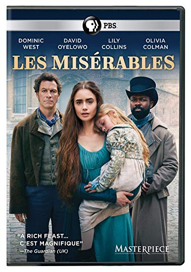 Masterpiece: Les Miserables (2018) [DVD]