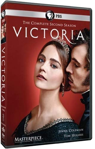 Masterpiece: Victoria - The Complete Second Season (2018) [DVD]