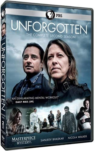 Masterpiece Mystery!: Unforgotten - The Complete Second Season [DVD]