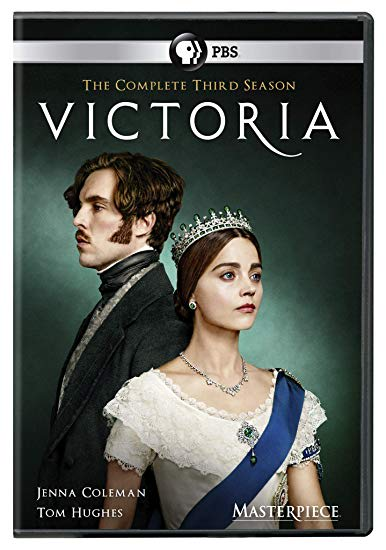 Masterpiece: Victoria - The Complete Third Season (2019) [DVD]