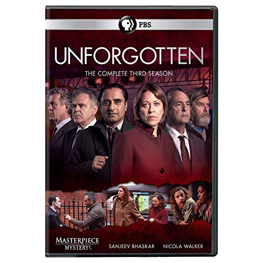 Masterpiece Mystery!: Unforgotten - The Complete Third Season [DVD]
