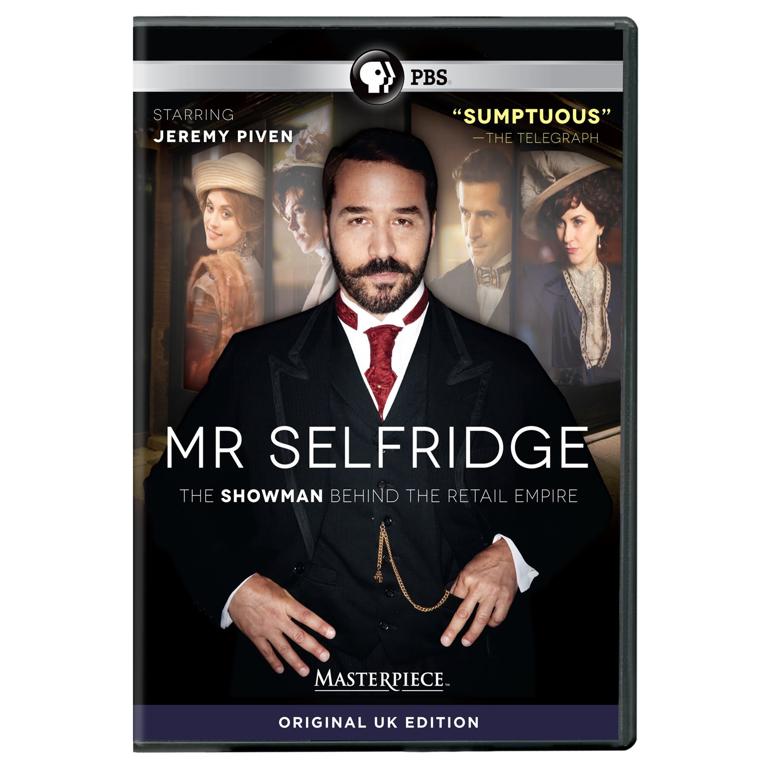 Masterpiece: Mr. Selfridge - Season 1 [DVD]