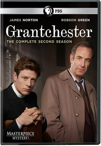 Masterpiece Mystery!: Grantchester - The Complete Second Season(2016) [DVD]