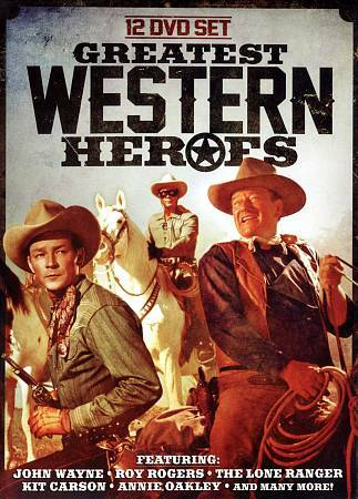 Greatest Western Heroes [DVD]