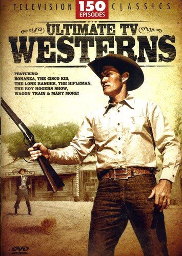 Ultimate TV Westerns - 150 Episodes [DVD]
