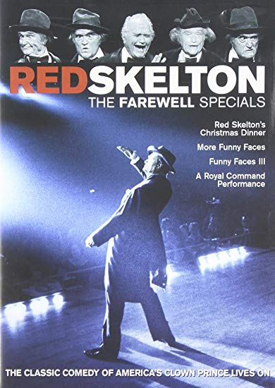 Red Skelton: The Farewell Specials [DVD]