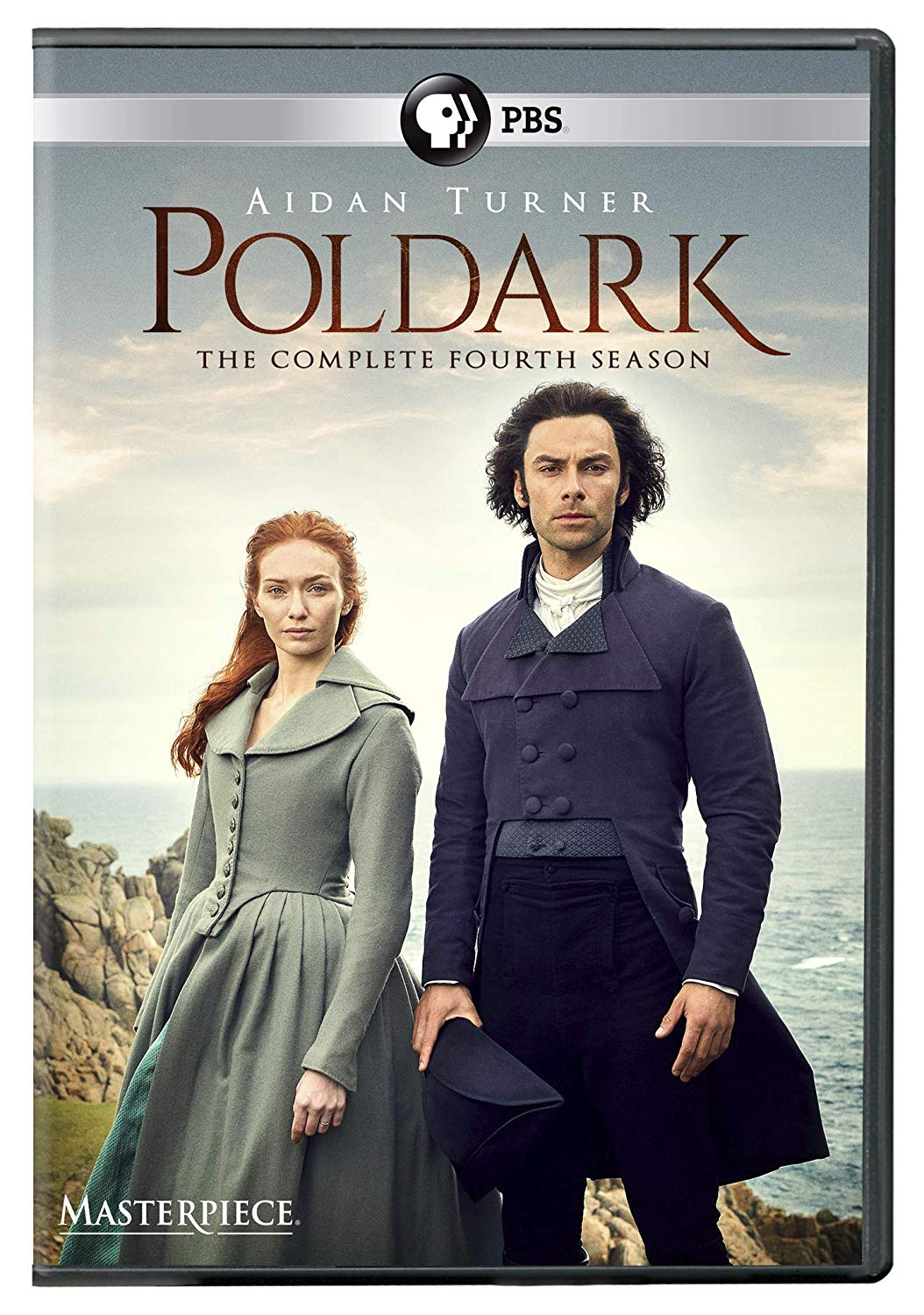 Masterpiece: Poldark - The Complete Fourth Season (2018) [DVD]
