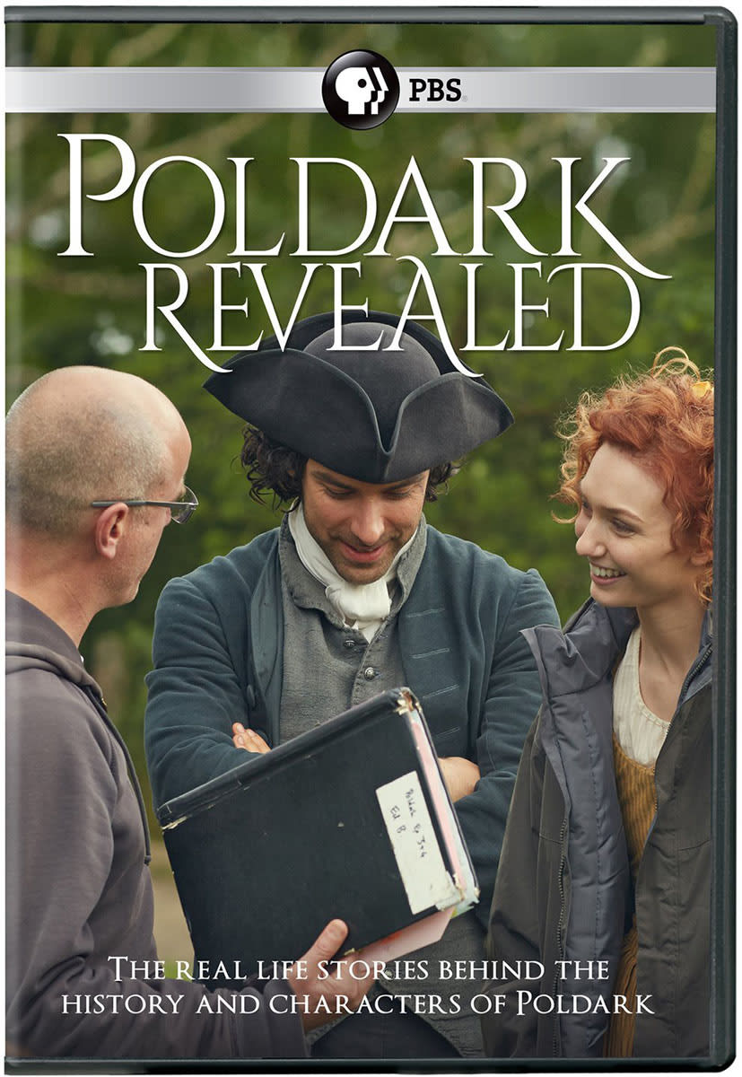 Poldark Revealed [DVD]