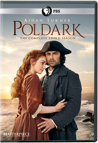 Masterpiece: Poldark - The Complete Third Season (UK Edition) [DVD]