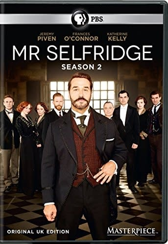 Masterpiece: Mr. Selfridge - Season 2 [DVD]