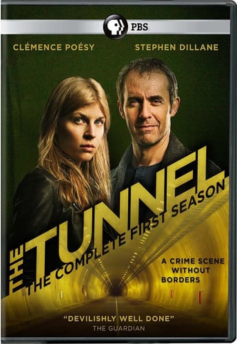The Tunnel: Series 1 [DVD]